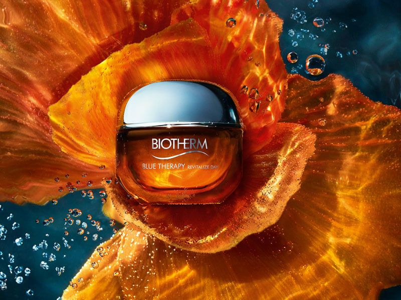 Blue Therapy Amber Algae Revitalize Biotherm